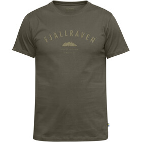Fjällräven Trekking Equipment Shortsleeve Shirt Men green